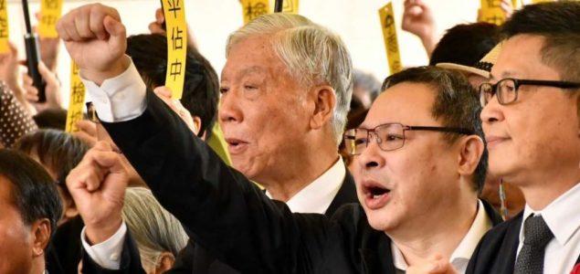 Hong Kong: Prosvjednici pokreta 'Kišobran' proglašeni krivima