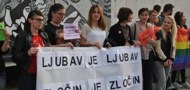 Novi napad na LGBT populaciju u centru Sarajevu
