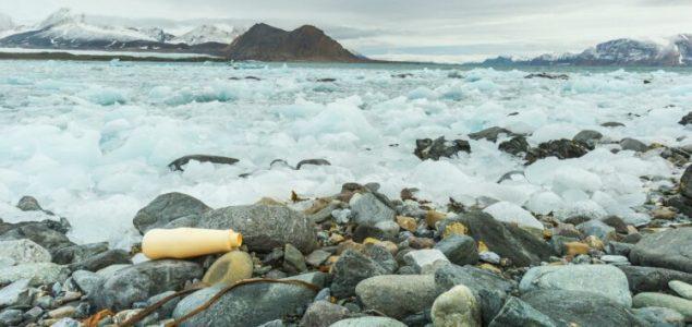 Kako je s Arktika uklonjeno više od osamdeset tisuća tona smeća?
