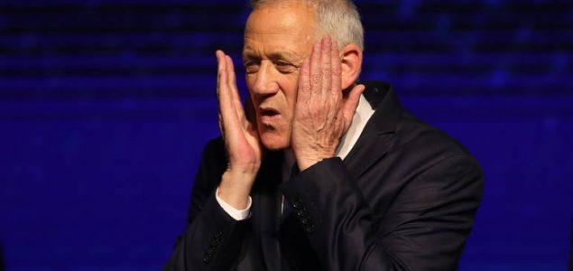 Gantzova koalicija: Bit ćemo paklena opozicija Netanyahuu