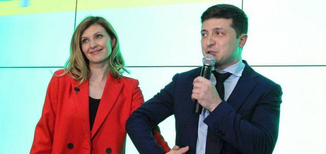 Zelenskij i Porošenko u drugom krugu izbora