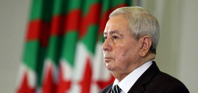 Bensalah obećao 'transparentne i poštene' predsjedničke izbore
