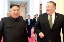 Pjongjang zahtijeva 'uklanjanje Pompea iz razgovora'