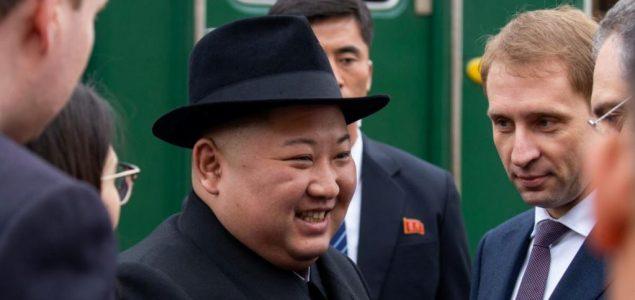 Kim Džong Un stigao u Rusiju dan prije susreta sa Putinom
