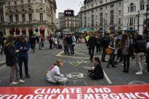 Ekološki protesti u Londonu: Policija uhapsila 209 osoba