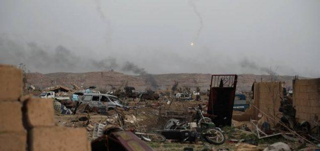 Irak će suditi 900 svojih državljana koji su se vratili iz Sirije