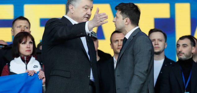 Glumac Zelenski novi predsednik Ukrajine
