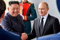 Kim Jong-un se sastao s Vladimirom Putinom u Vladivostoku, prvi put u historiji