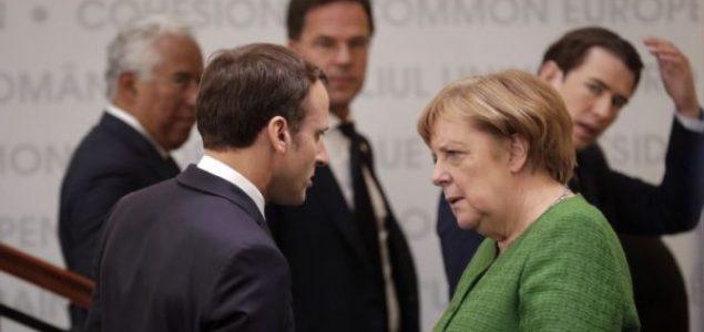 Makron i Merkel: Napraviti izbor za okončanje sukoba na istoku Ukrajine