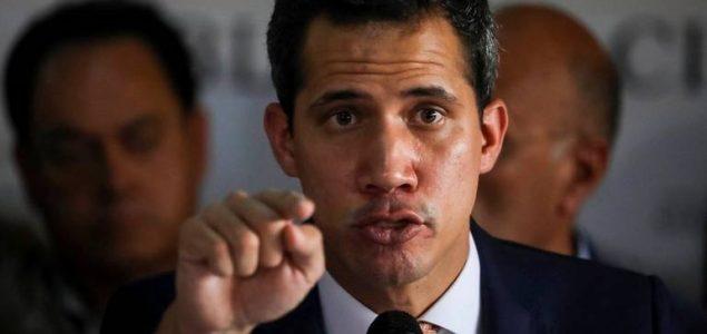 Guaido traži vezu sa američkom vojskom