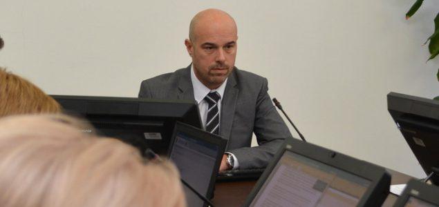 Milan Tegeltija u svojstvu svjedoka dao izjavu u Tužilaštvu BiH