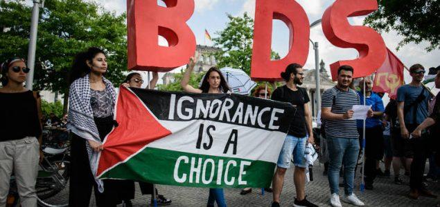 Njemačka proglasila pokret BDS antisemitskim