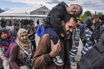 Igra ping-ponga izbjeglicama u BiH