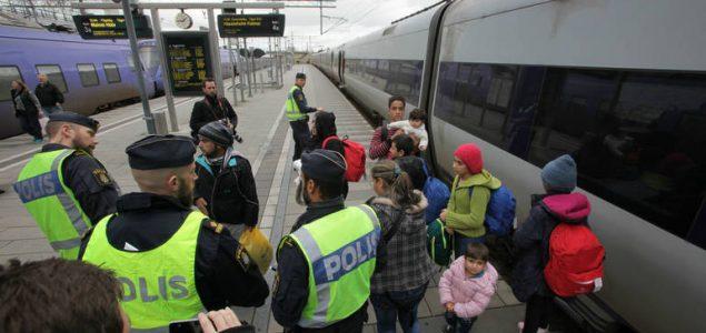 Švedska produžuje granične kontrole do novembra