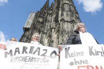 Žene – katolkinje – po prvi put u Njemačkoj organizovano i javno protestvuju protiv svoje – katoličke crkve