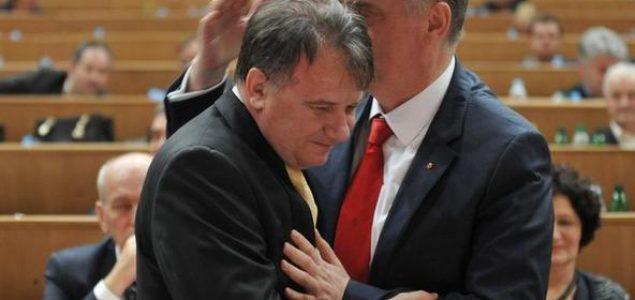 Čišćenje Socijaldemokratske partije BiH