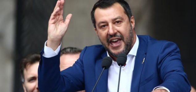 Salvini najjači, ali gubi na popularnosti uoči evropskih izbora