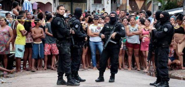 Najmanje 11 ubijenih na sjeveru Brazila