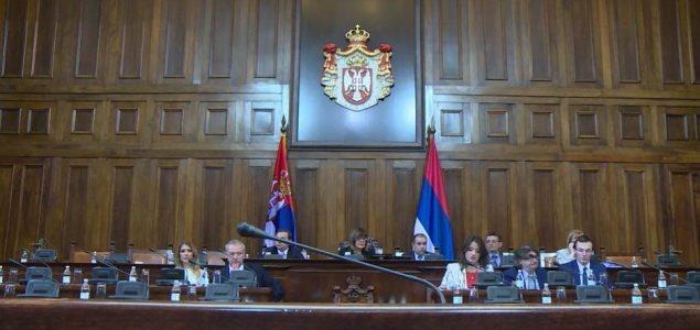 Srbija: Usvojene izmjene Krivičnog zakonika, doživotni zatvor za silovatelje i ubice djece