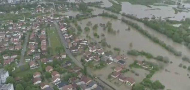 U Prijedoru proglašeno vanredno stanje zbog poplava