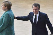 Makron bi podržao Merkel na čelu Evropske komisije