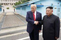 Iznenadni sastanak Trampa i Kima u demilitarizovanoj zoni