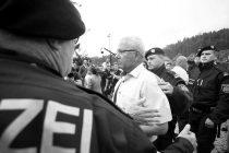 Muškarac uhapšen na Bleiburgu do daljnjeg ostaje u pritvoru