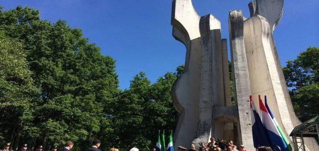 """Habulin: """"Ne smijemo posustati u borbi za neprolazne vrijednosti antifašizma i za istinu"""""""