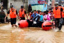 Najmanje 19 mrtvih u poplavama u Kini