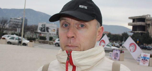 Husein Oručević: Oni koji su opljačkali Mostar moraju odgovarati