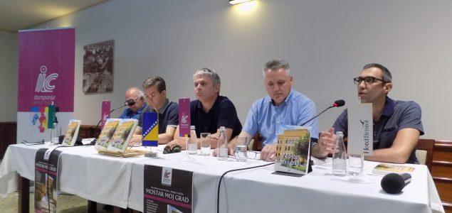 """Peta knjiga iz edicije """"Moj Mostar"""" promovisana je u Hotel Bristolu<br>KNJIGA PREPUNA AROME I SVJETLOSTI MOSTARA"""