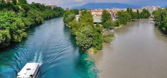Ka izvorima rijeka Rone i Aara