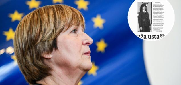 Croatian MEP Sympathizes the Fascist Movement