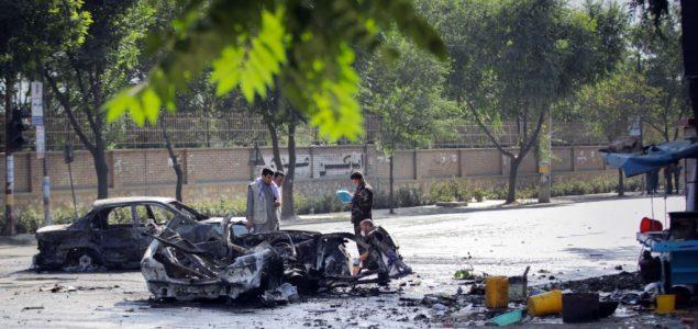 Najmanje osam mrtvih u eksploziji kod univerziteta u Kabulu
