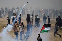 U masovnim protestima na granici Gaze ranjeno 40 Palestinaca