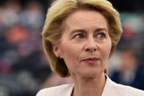 Ursula von der Leyen nova je čelnica Evropske komisije