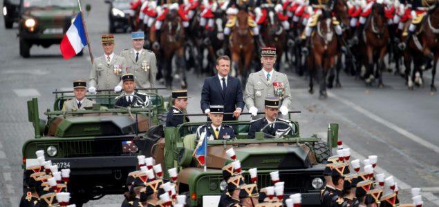 Francuska obeležava Dan pada Bastilje