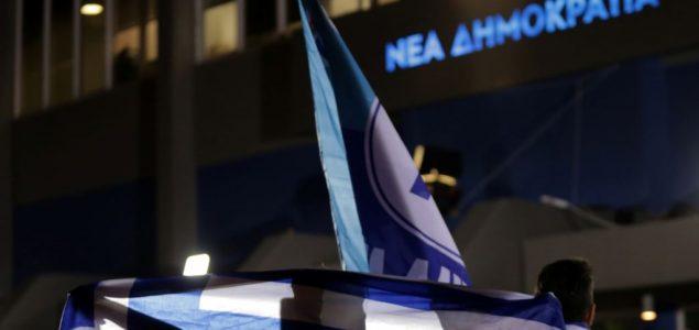 Desničari s centra ponovo na vlasti u Grčkoj