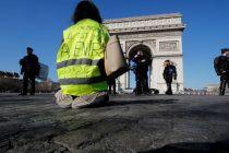 Privedene 152 osobe u Parizu tokom proslave Nacionalnog praznika