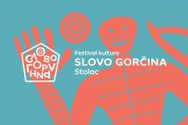 "Festival kulture ""Slovo Gorčina"" 2019"