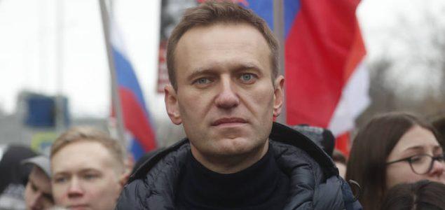 Ruski opozicionar Aleksej Navaljni uhapšen uoči protesta