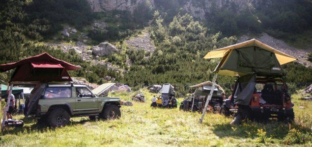 Off-road vožnje motornih vozila u zaštićenim područjima destruktivne i nepotrebne