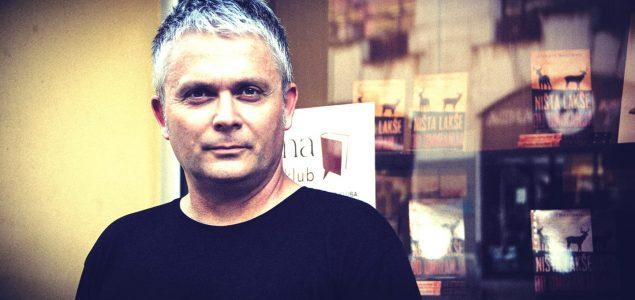 """Promocija romana """"Ništa lakše od umiranja"""" u Mostaru"""