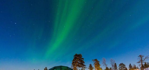 Severni pol se pomera velikom brzinom – da li je to slučaj i sa polarnom svetlošću?