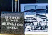 Sjećanje na monstruozna zla u Prijedoru: Ploča iz Beograda nudi nadu preživjelim