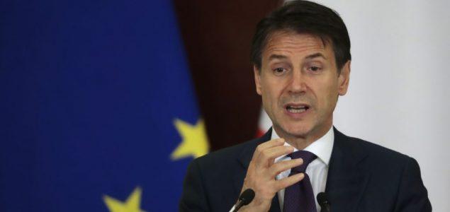 U Italiji ključan tjedan za vladu premijera Contea