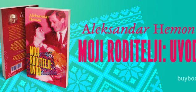 """Promocija nove knjiga Aleksandra Hemona: """"Moji roditelji: Uvod"""""""