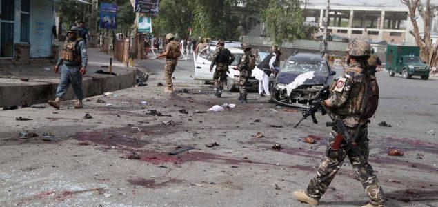 Kabul: Eksplozija pred policijskom stanicom, deseci povrijeđenih