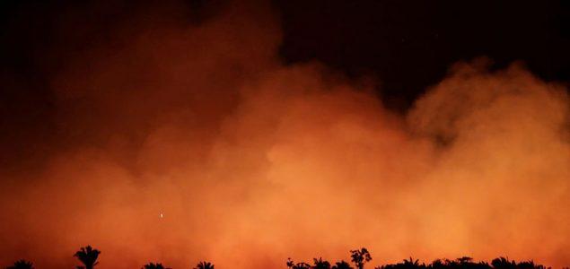 Brazil odbio pomoć G7 za borbu protiv požara u Amazoniji