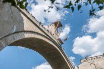 Danas prvi skokovi: Počinje Red Bull Cliff Diving u Mostaru